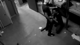 Security camera catches teen boys sucking and fucking