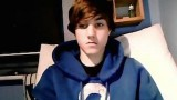 Hot teen boy wanking on Omegle